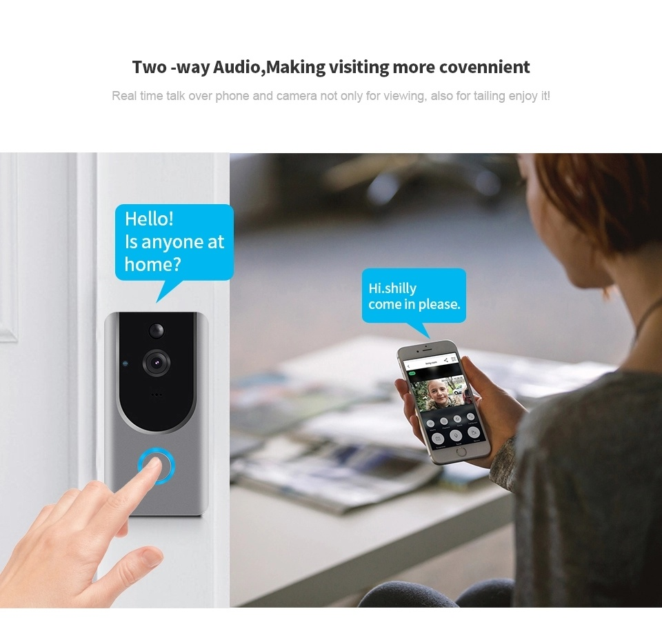 Cctv Home China Wifi Home Security Surveillance Ip Cctv Camera With Door