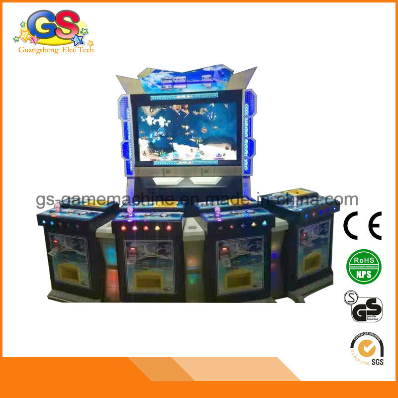 China Jackpot Casino Slot Gambling Machine Shooting Electric Fishing
