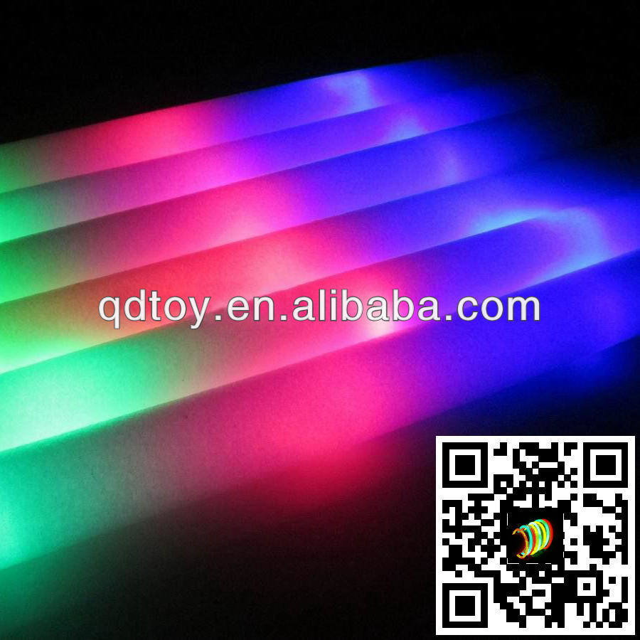 Led Glow Sticks China Flashing Randomly Custom Led Foam Glow Sticks China Glow