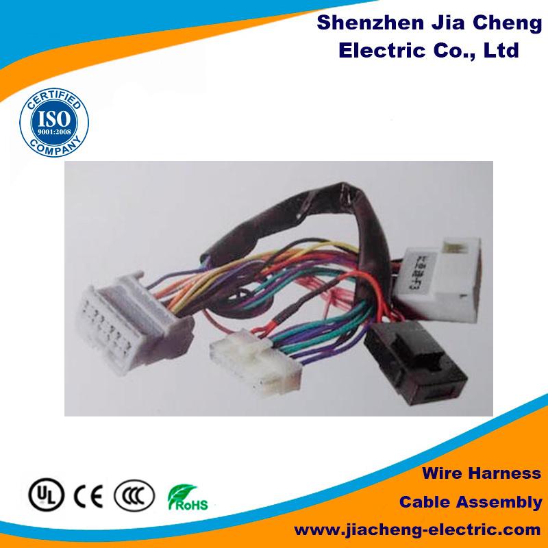 China Hot Sell Computer Wire Harness Auto Terminal - China