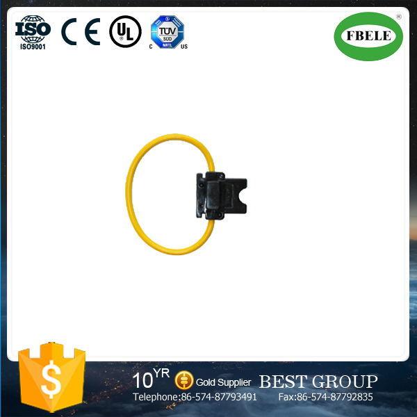 China 6-Way Auto Bolt-on Fuse Box/Holder for Truck, - China Fuse