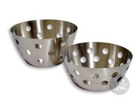 China Stainless Steel Decorative Fruit Bowl (82002-1 ...