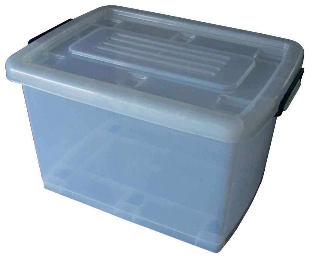 Large Plastic Storage Boxes Plastic Container Box Sterilite 17511712 6 Quart