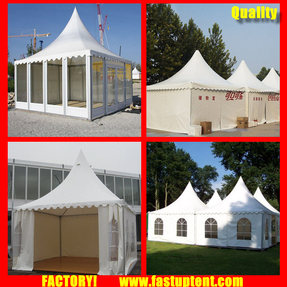 China Fabric Suppliers In Delhi Hot Item High Peak Pagoda Tent In India Chennai New Delhi Mumbai Bengaluru Kolkata China Manufacturer
