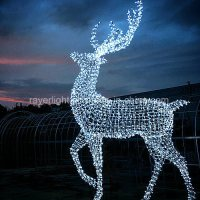 China LED Christmas Reindeer Christmas Decoration - China ...