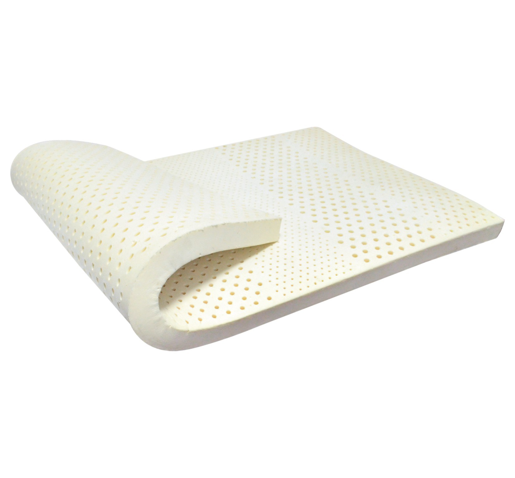 Latex Foam Mattress Hot Item Nature Latex Foam Mattress Toppers With Holes