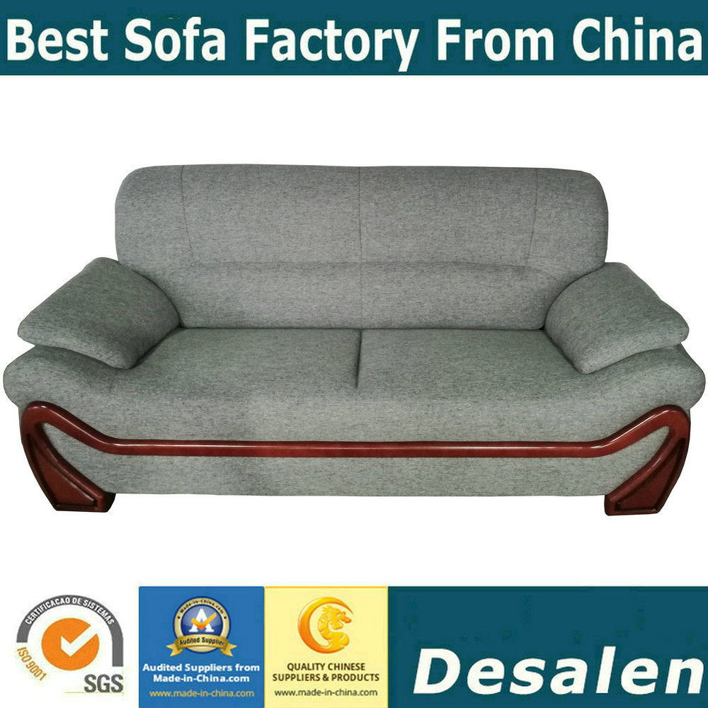 Futon Factory China Home Furniture Sectional Fabric Sofa Factory A006