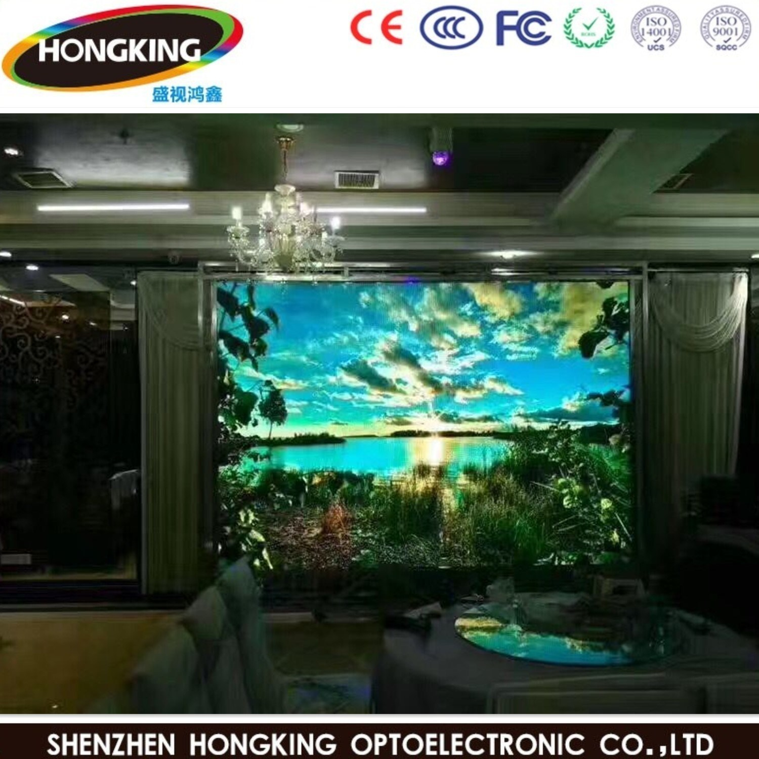 Led Wall China China P4 Indoor High Refresh Black Led Wall For Stage Photos