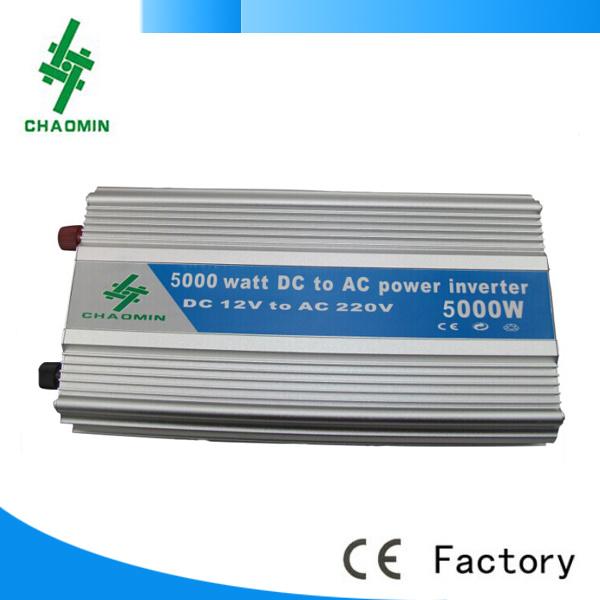 China DC to AC 12V 220V Circuit Diagram Inverter 5000W - China