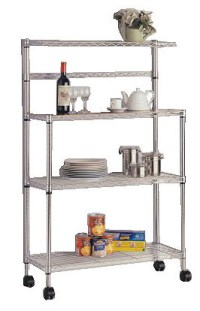 China Stainless Steel Kitchen Cabinet Spice Rack (HK-SS ...