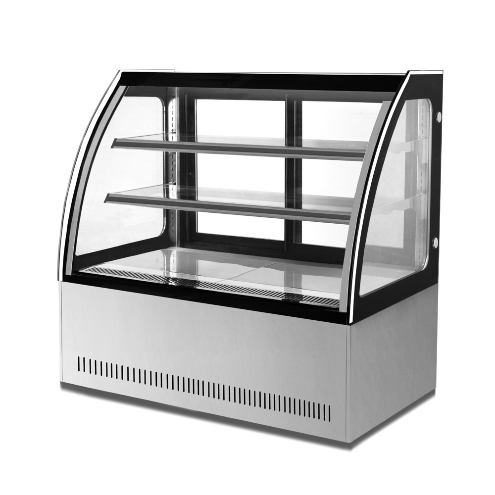 Bakery Display Cabinet Hot Item Fridge Display Cabinet Bakery Kitchen Restaurant Catering Equipment