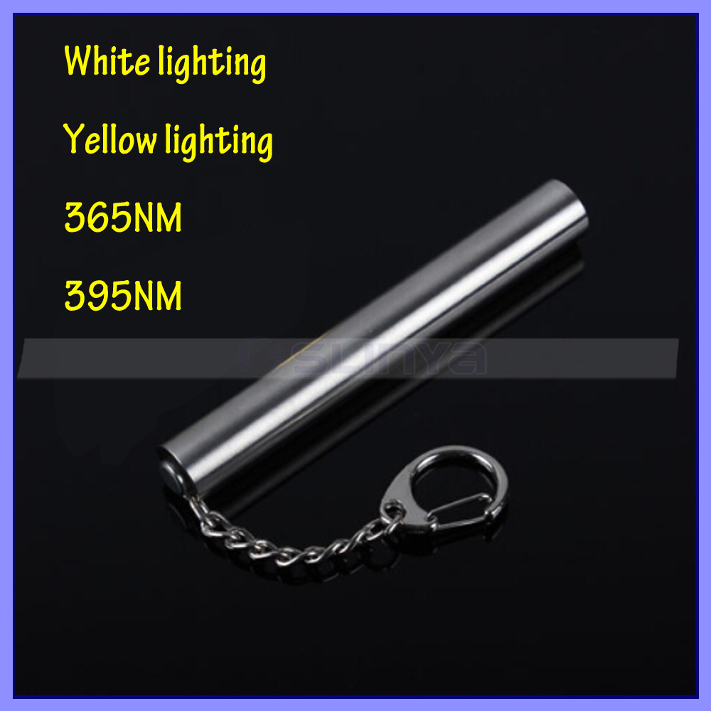 Ultraviolet Lamp China Keychain Slim Mini 365nm Uv Led Flashlight Ultraviolet Lamp