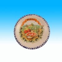 China Ceramic Pizza Plate - China Ceramic Pizza Plate ...