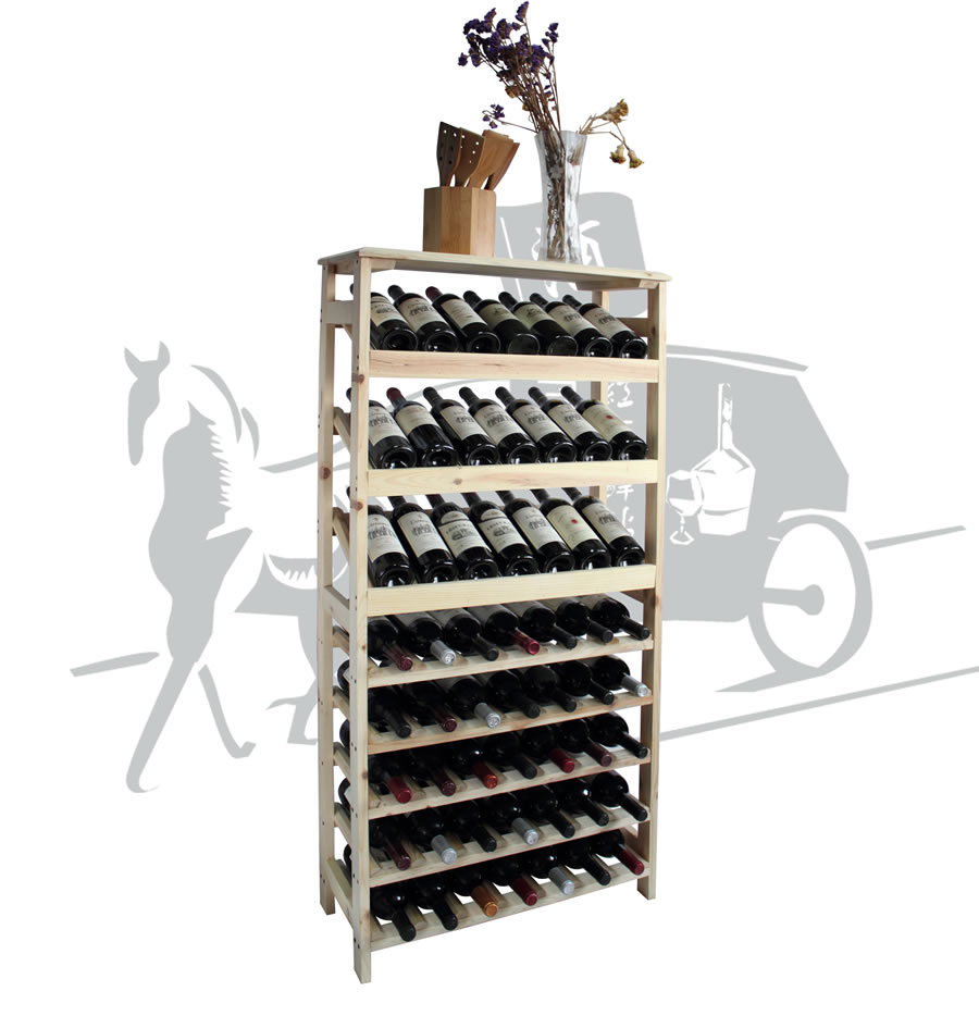 China Wood Wine Rack Wr8600 China Wine Rack Wooden Rack