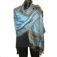 China Pashmina Shawl (A38) - China Pashmina Scarf ...