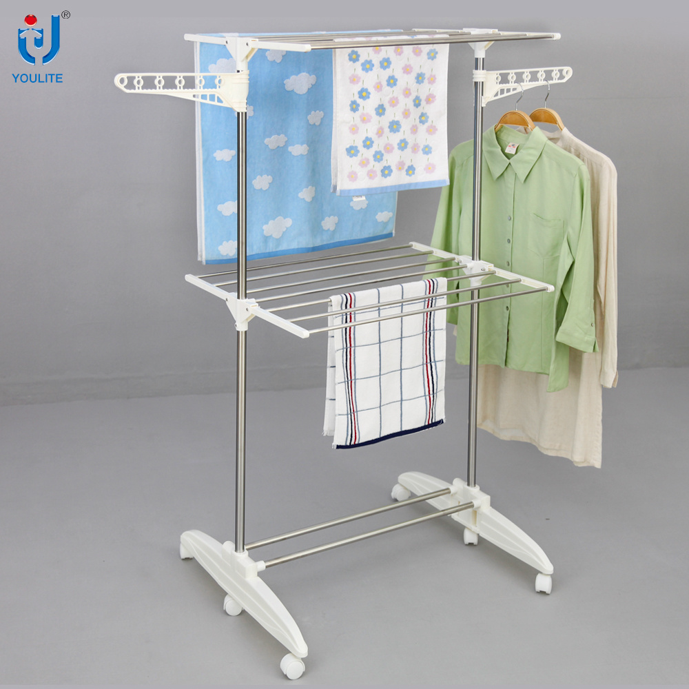 Cloth Hanger Stand Hot Item Garfen Bedroom Home Clothing Hanger Clothing Hanger Stand