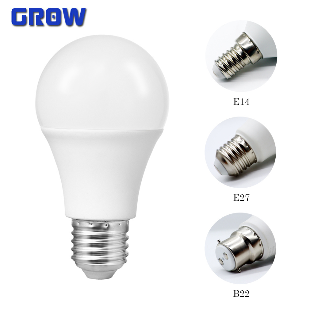 China A60 E27 10w Indoor Lighting Led Light Energy Saving Lamp China Led Light Led Lamp