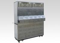 China Stainless Steel Medicine Storage Cabinet / Cupboard ...