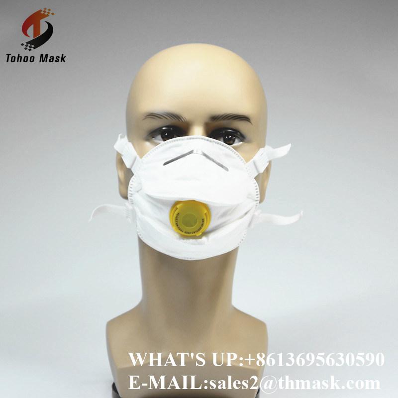 China Non-Woven Niosh HEPA Eye Shape Free Printable Face Dust Mask