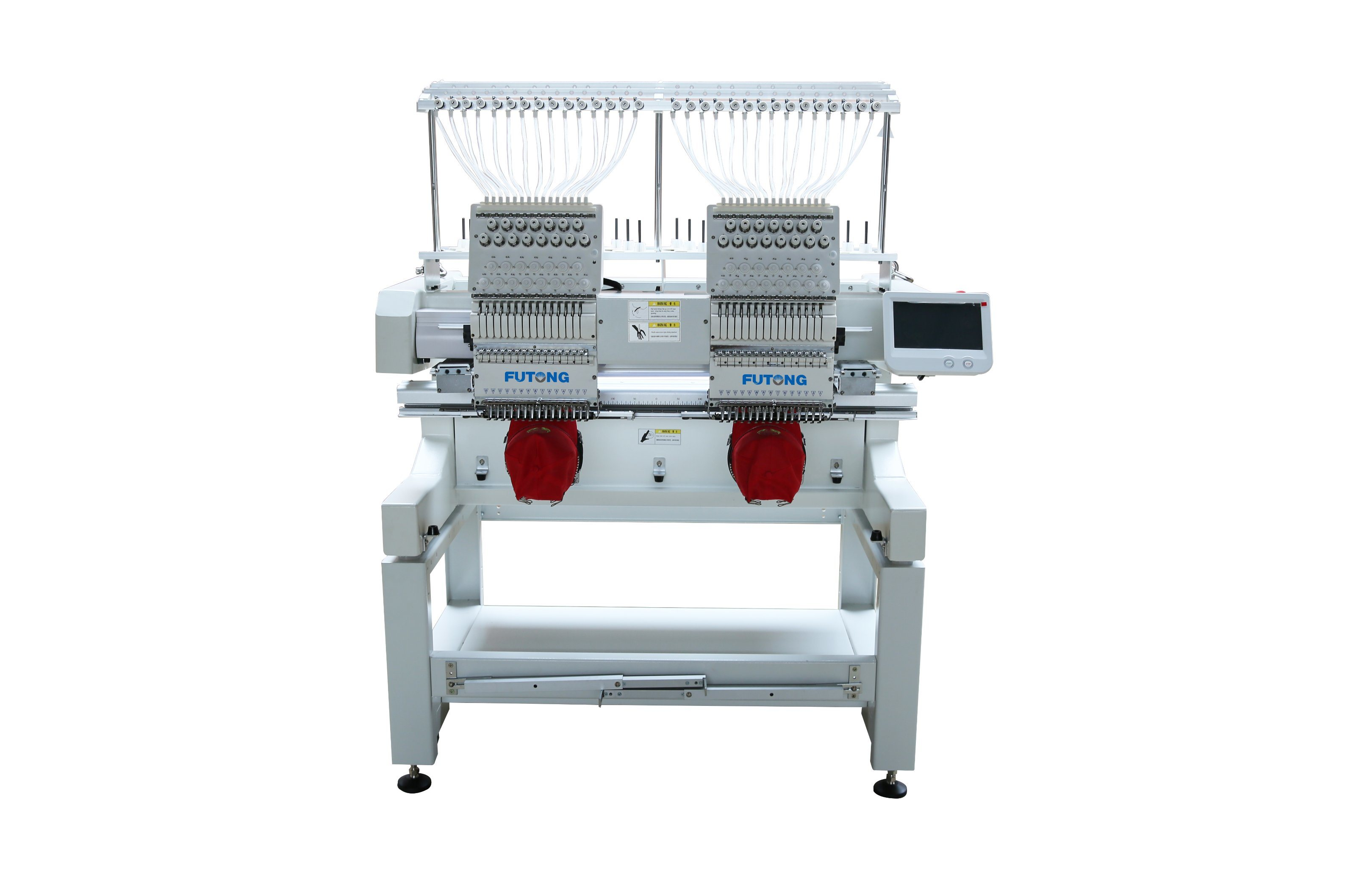 Industriel Machine Hot Item Low Price Brother 2 Head Embroidery Machine Parts For Cap Flat T Shirt Shoes Embroidery China Industrial Machine Brother Software Sale Two