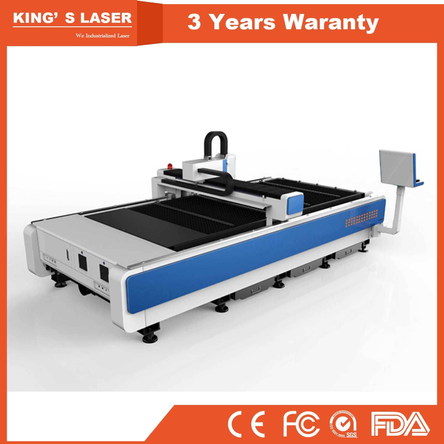 Laser Cutting Machine Metal Hot Item Cast Iron Machine Body Fiber Laser Cutting Machine Metal Cnc Laser Cutter For Model Free Sample