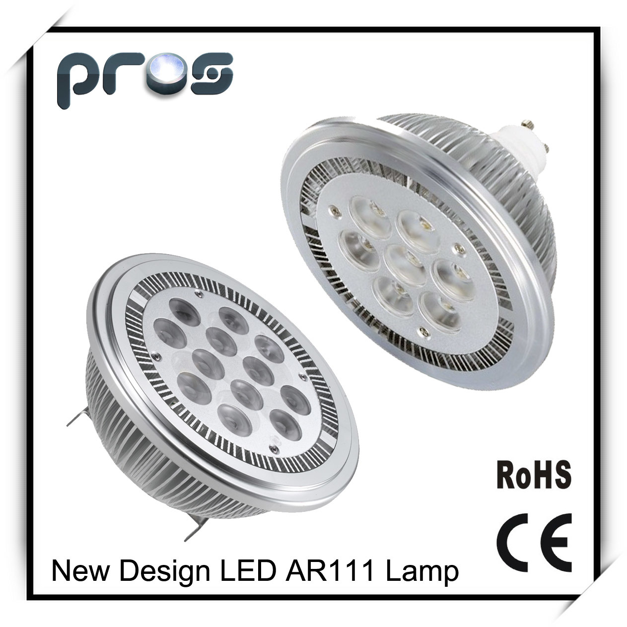 Led G53 China Led Decorative Spotlights High Power Led Spot Light G53