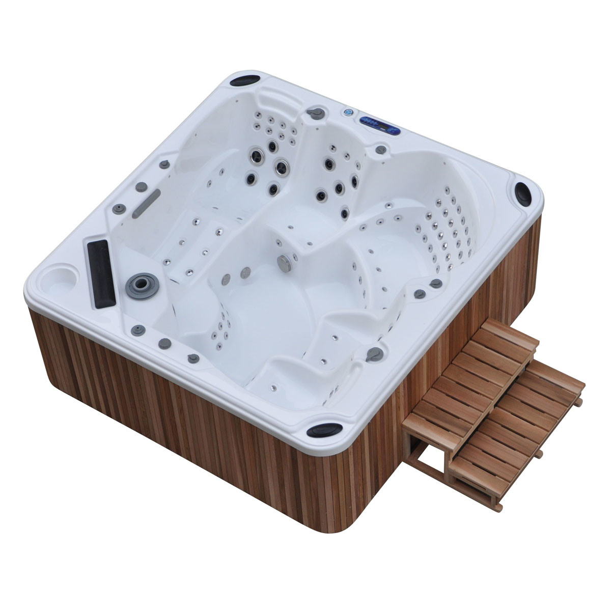 Whirlpool Outdoor Swim Spa China Outdoor Garden Hydro Galvanic Spa Whirlpool Unique