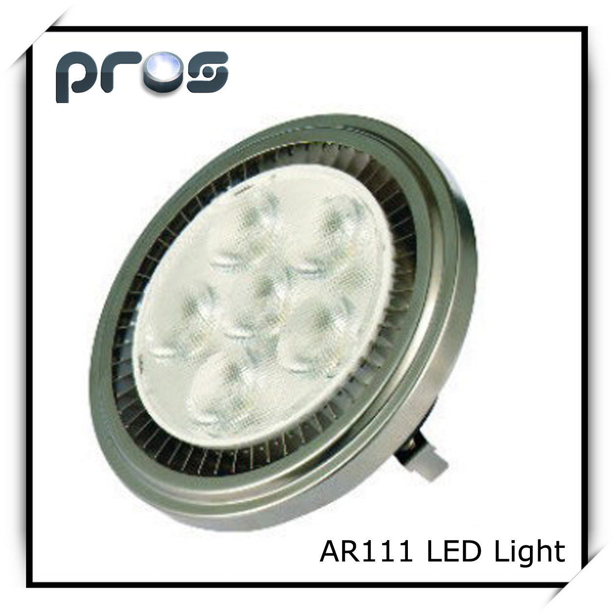 Led G53 Hot Item 12w Ar111 G53 Led Downlight Ar111 G53 Cob12w