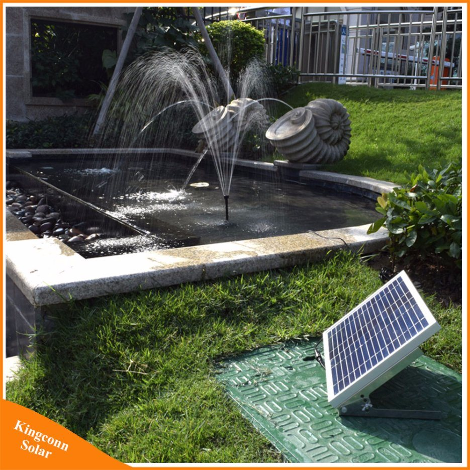 Solar Fountain Pump China 17v 10w Solar Powered Water Fountain Pump Kit For Outdoor