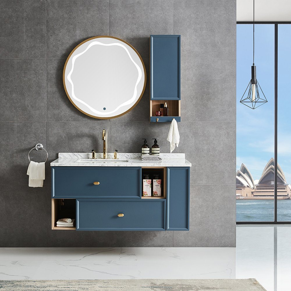 China Pakistan Ghana Home Goods Bath Vanity Luxury Bathroom Cabinet Photos Pictures Made In China Com