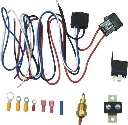China Wire Harness Thermostat Switch Relay Kits for Car Universal