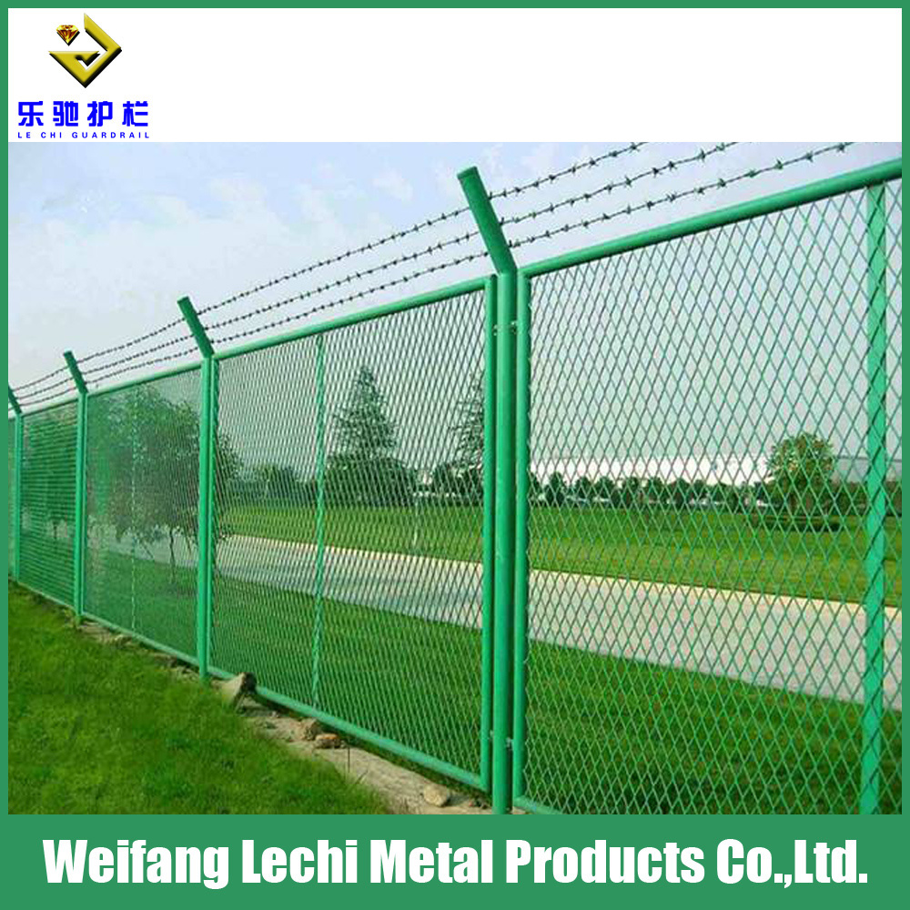 Wire Fencing Hot Item Ce Certificated Pvc Coated And Galvanized Welded Wire Mesh Fence For Playground And Farm