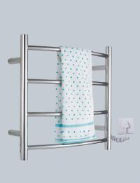 Heated Towel Rack | Casual Cottage
