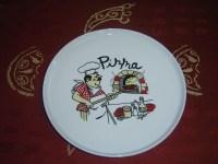 Porcelain Pizza Plate - China porcelain, pizza plate