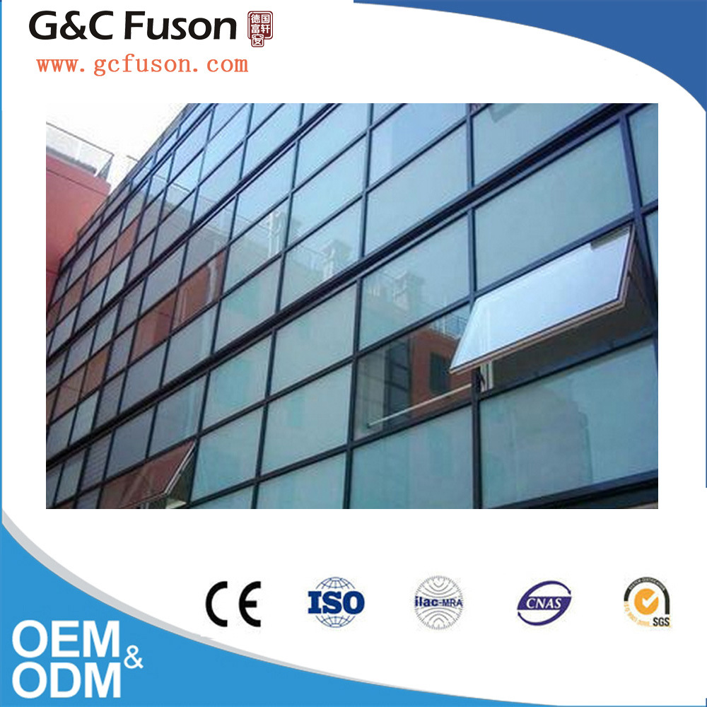 Glass Curtain Wall Manufacturer Hot Item China Manufacturer Aluminum Glass Office Partition Curtain Wall
