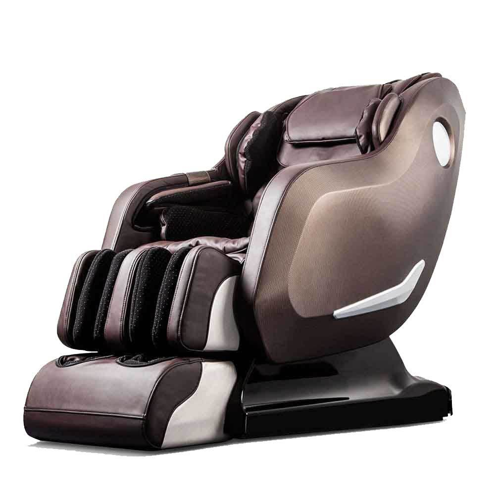 Massage Chair Cover Hot Item Full Leather Cover L Track Massage Mechanism Chair Full Body