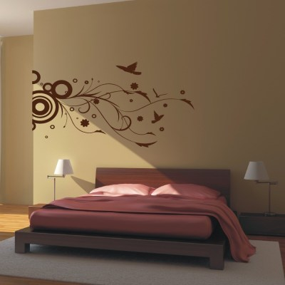 wall sticker decal 2017 - Grasscloth Wallpaper