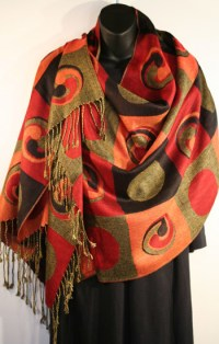 China Beautiful Scarves & Shawls - China Scarves, Pashmina