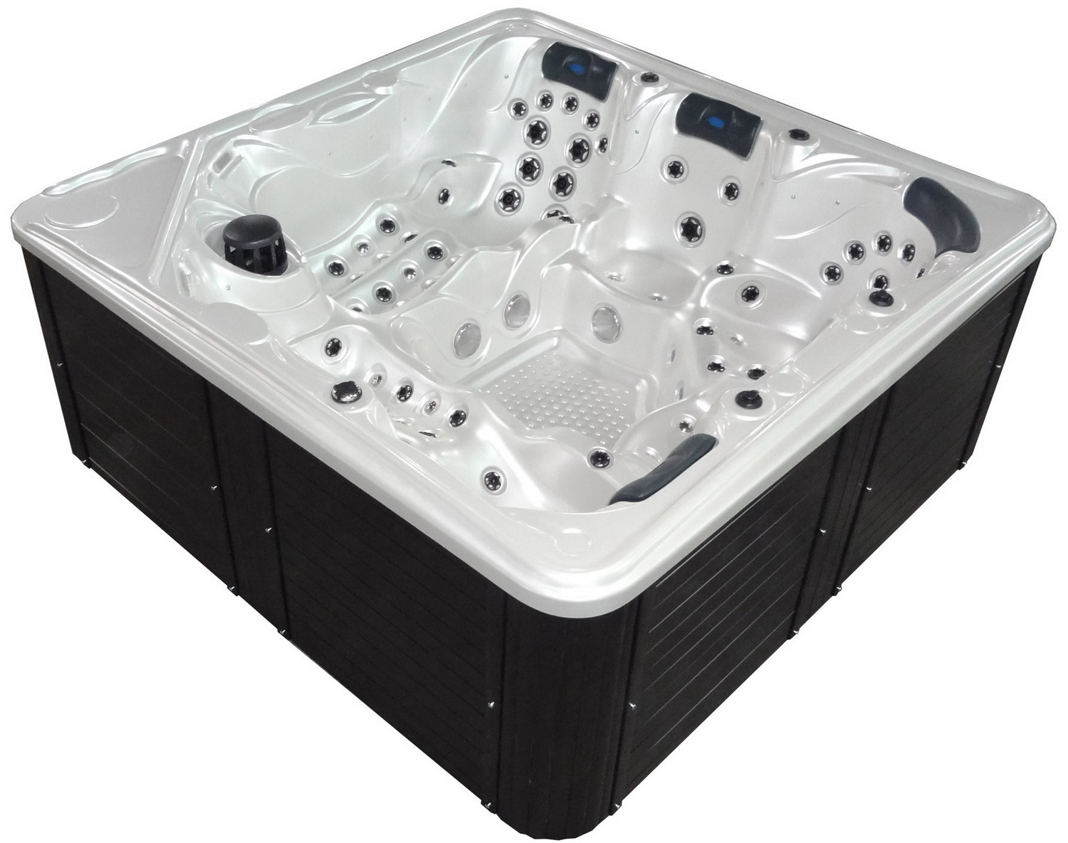 Whirlpool Outdoor Swim Spa Hot Item Outdoor Hydro 5 Persons103 Jets Whirlpool Bathtub Swim Spa Hot Tub