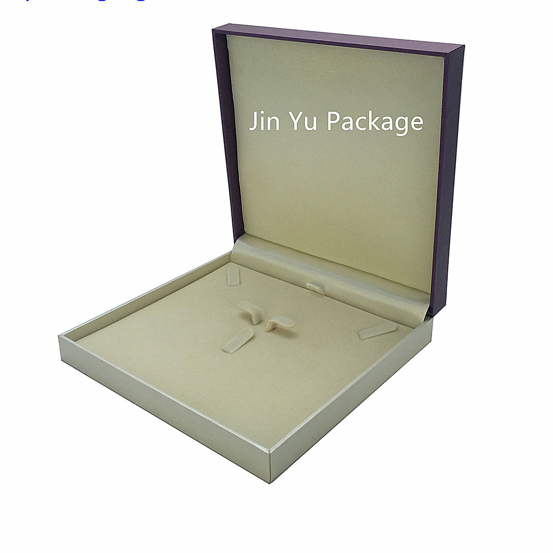 Wholesale Jewelry Packaging China Jy Jb51 Custom Paper Leather Wooden Jewelry Packaging