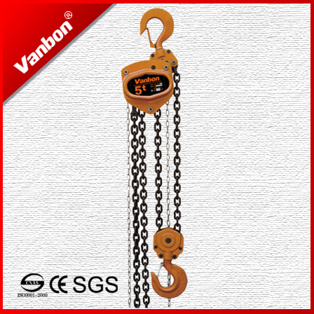 China 500kg Yale Type Manual Chain Hoist - China Lever Hoist, Hoist