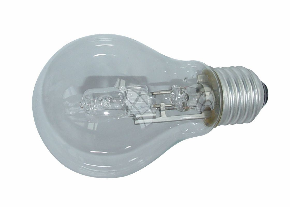 Halogen E27 Hot Item A55 220 240v 70w E27 Energy Saving Halogen Lamps In Classic Shapes
