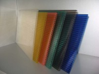 China UV-Protected Twin-Wall Polycarbonate Sheet (ACDM188 ...