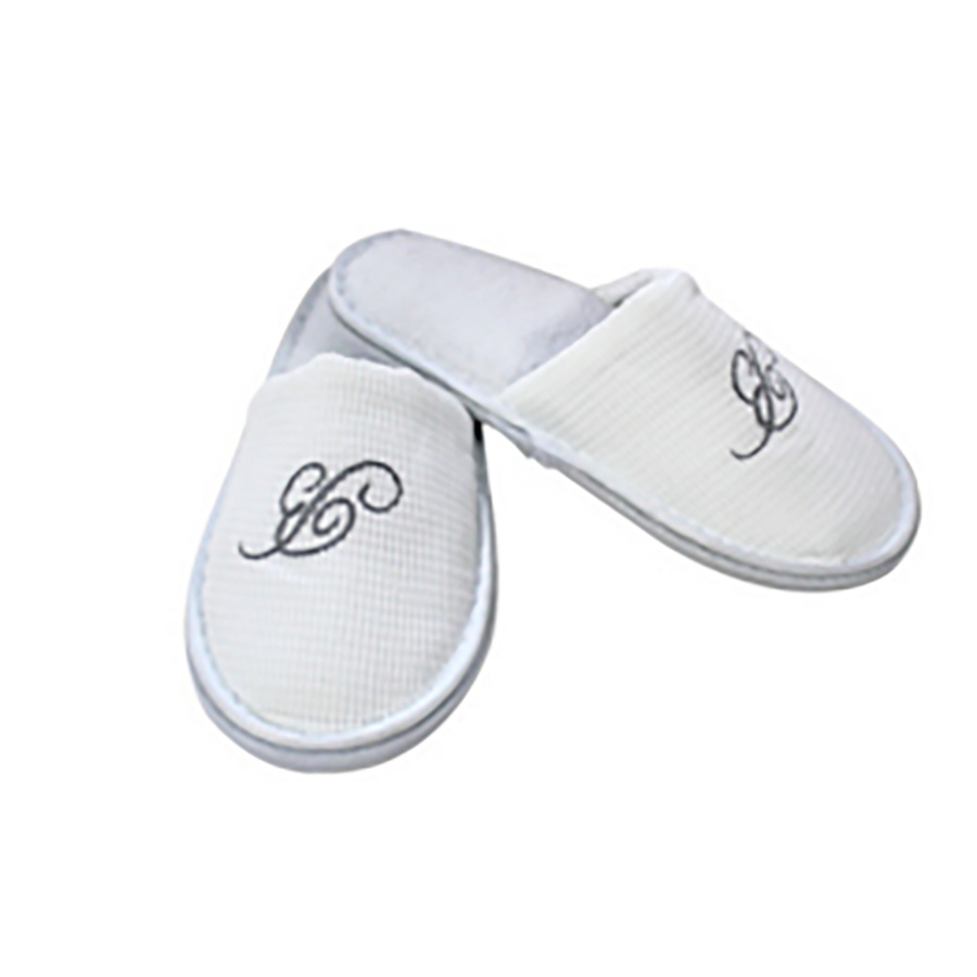Baby Hotel Slippers Hot Item New White Spa Shoes Travel Washable Luxury Hotel Guest Slippers For Hotel Amenities