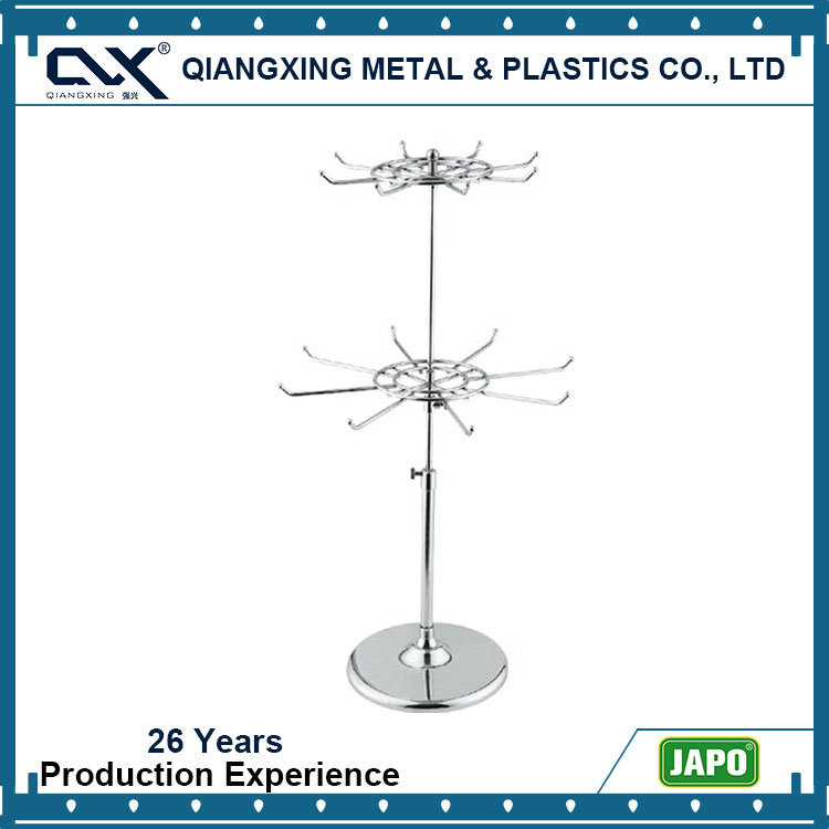 China Two Layers Rotatable Tree Stand for Jewelry Display - China