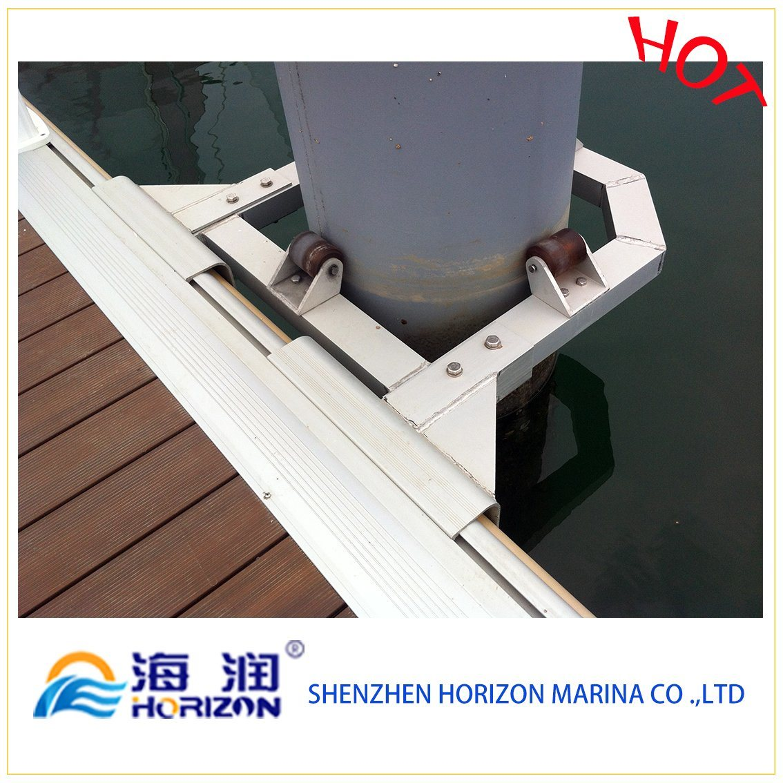 Dock Floats For Sale China Hot Sale Floating Dock Pile Guide For Pile In China Photos