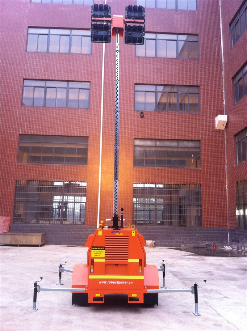 Led Möbel China Heavy Duty Fault Protection Led Mobile Lighting Tower Rplt