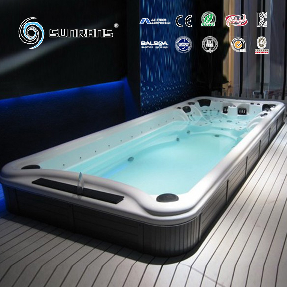 Jacuzzi Endless Pool China Hot Sale Acrylic Above Ground Endless Pool Swimming