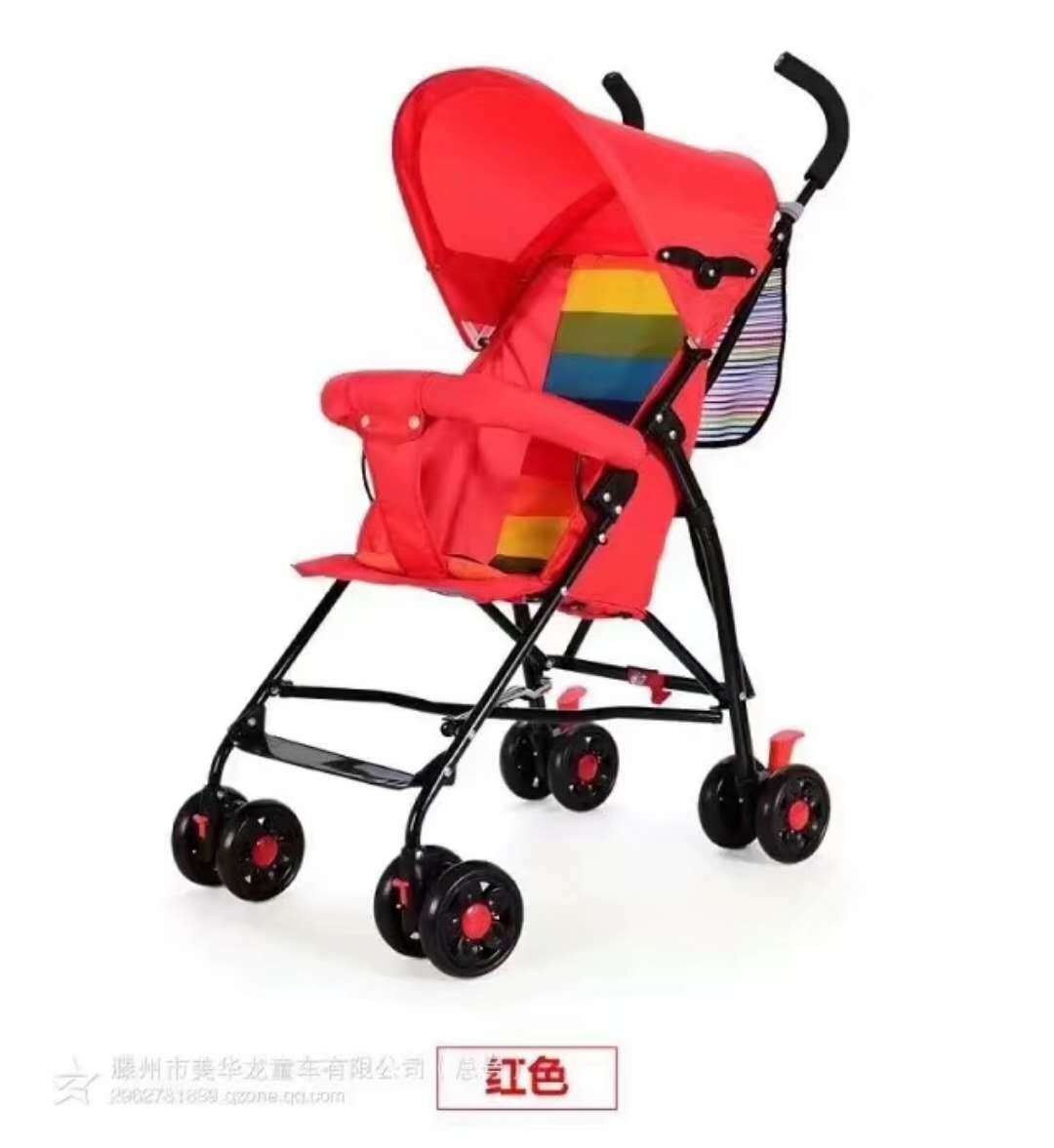 Baby Pram Umbrella China 3 In 1 Canopy Jogger Pram Summer Umbrella Baby