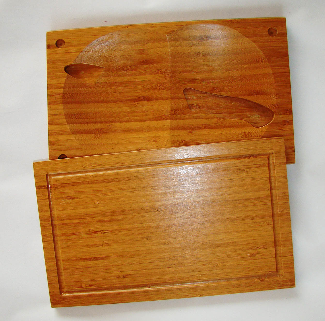 Cutting Board With Knife Holder China Bamboo Cutting Board With Knife Holder Bmc0006
